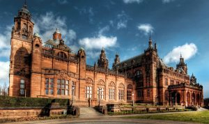 Kelvingrove Art Gallery in Glasgow