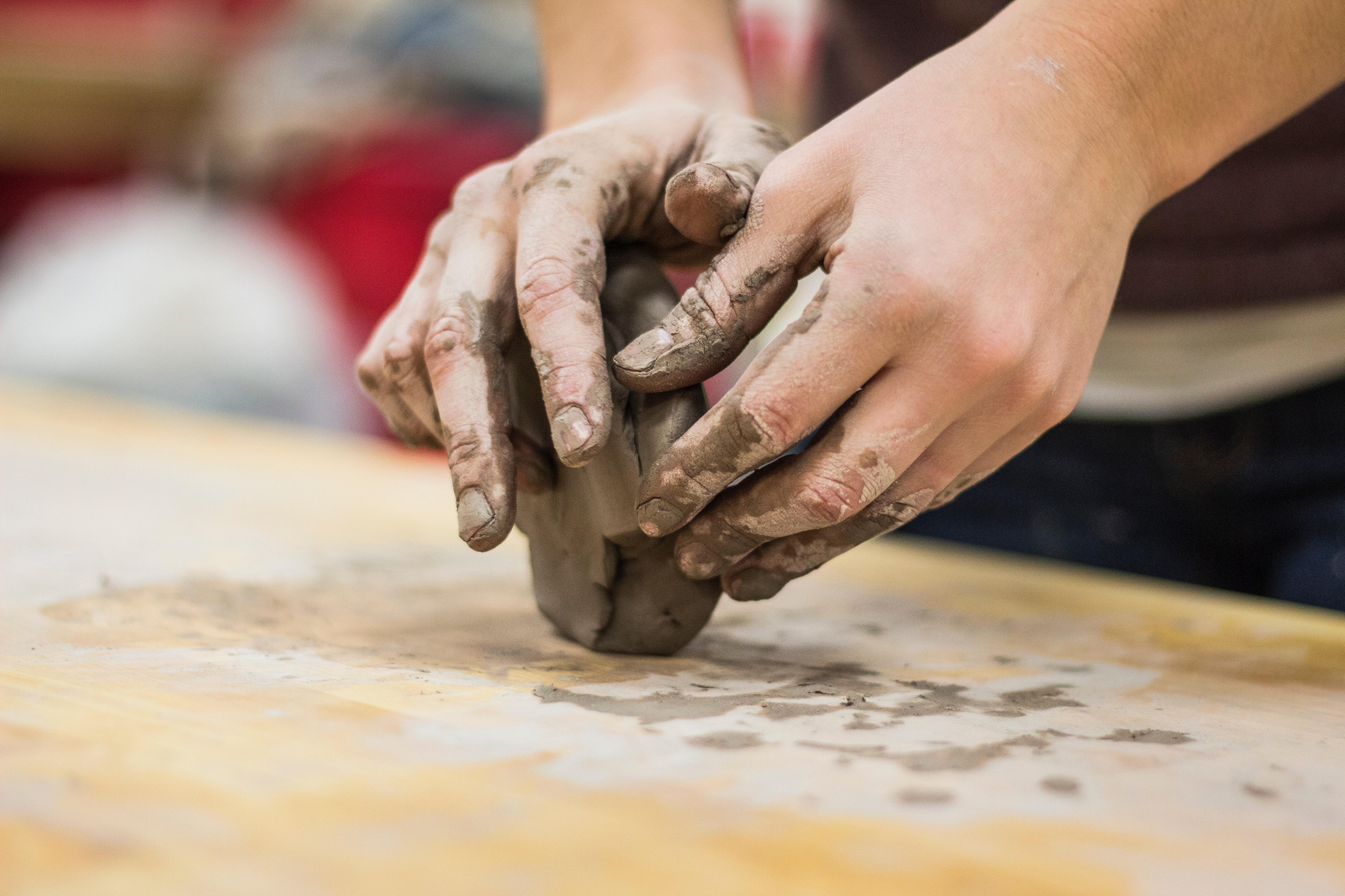 amateur sculptor