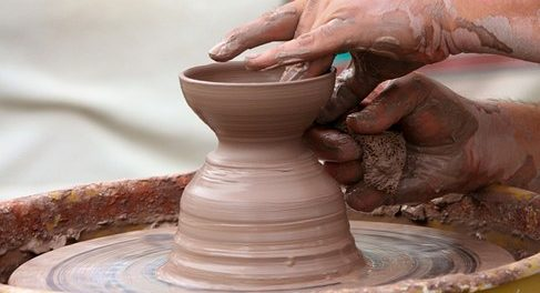 pottery making sculpture classes